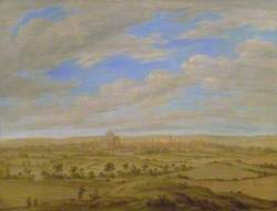 Distant View of York