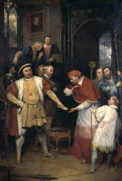 The Disgrace of Wolsey