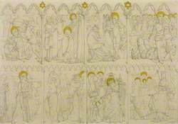 Eight Scenes from the Story of David and Jonathon