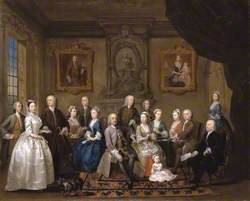 The Du Cane and Boehm Family Group