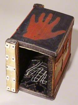 Tactile Object (Hand)