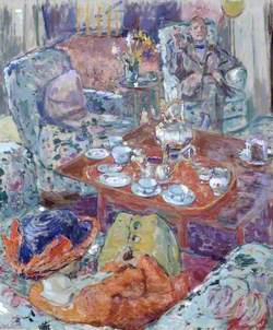 Tea with Sickert