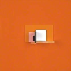 Perspex Group on Orange (B)