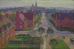 Hampstead Garden Suburb from Willifield Way