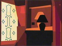 Braque Curtain