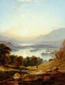 Derwentwater and Bassenthwaite Lakes, Keswick