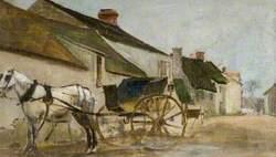 Pony and Cart
