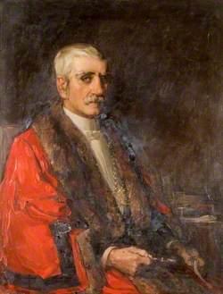 Alderman George Harkus (d.1915), JP