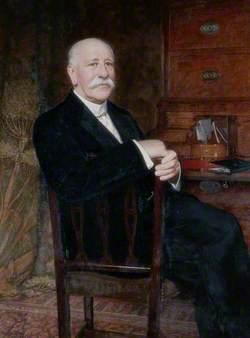 Alderman George Bargate Bainbridge, JP