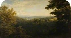 View Near Ludlow