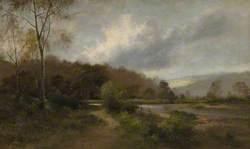 The Derwent near Lintz Green