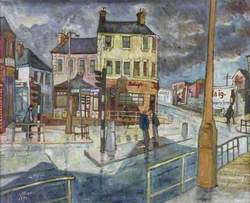 Redheugh Crossroads, Gateshead
