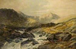 The Glaslyn Stream