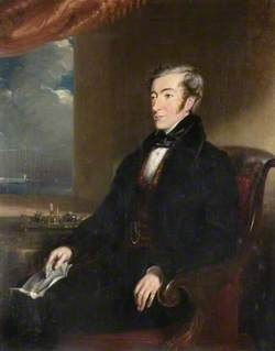 Andrew White (1792–1856), Mayor of Sunderland
