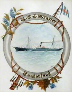 SS 'J. W. Taylor', Sunderland