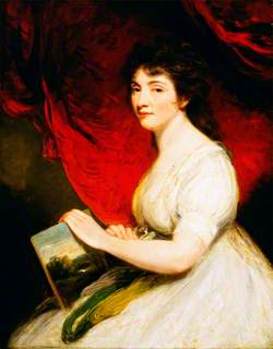 Miss Mary Linwood (1755–1845), Artist in Needlework