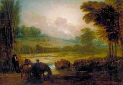 A View of Snow Hill, Windsor Great Park