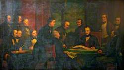 The Royal Commissioners for the Exhibition of 1851