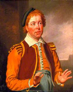 John Liston (c.1776–1846), as Pompey in 'Measure for Measure' by William Shakespeare
