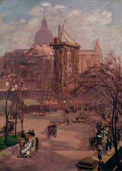 The Building of the Victoria and Albert Museum