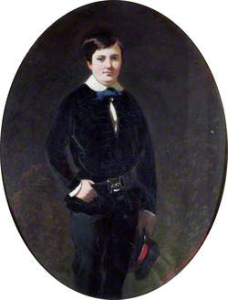 Thomas Walford Grieve, Aged 11