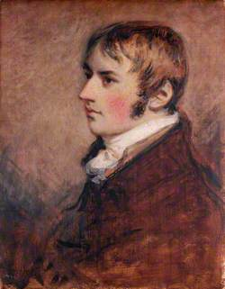 John Constable (1776–1837), RA, at the Age of 20