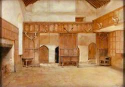 The Great Hall at Haddon