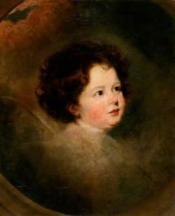 The Evening Star (Child's Head)
