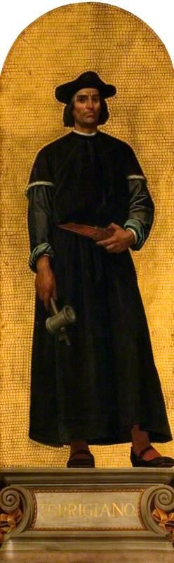 Pietro Torrigiano (1472–1522)