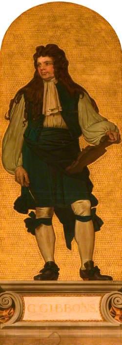 Grinling Gibbons (1648–1721)
