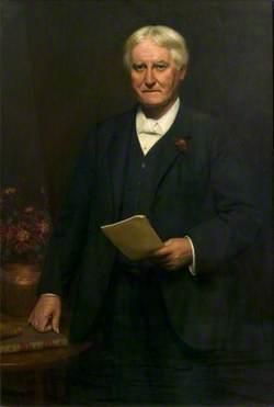 The Reverend Stuart Headlam (1847–1924), BA