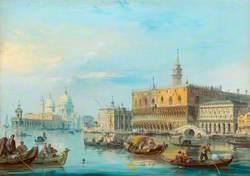 Venice: The Ducal Palace