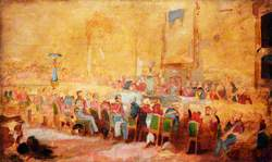 The Waterloo Banquet