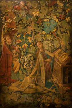 The Annunciation with the Tree of Life