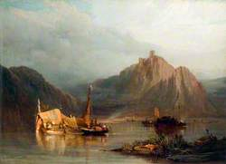 View on the Rhine