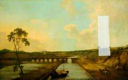 Landscape with a Canal and a Château
