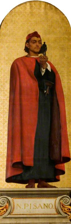 Nicola Pisano (c.1220/1225–c.1284)