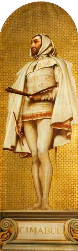 Giovanni Cimabue (1240–1302)
