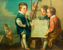 An Allegory of Architecture