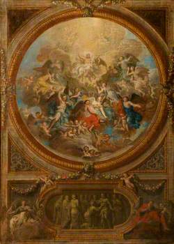 The Ascension and the Incredulity of Saint Thomas