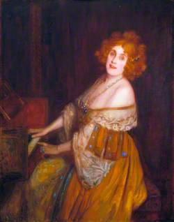 Julia Neilson (1868–1957), as Nell Gwyn in 'Sweet Nell of Old Drury' by Paul Kester
