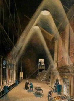 Alick Johnstone's Scenic Studios