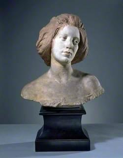 The Artist's Wife, Nita Maria Schonfeld Resch (1864–1928)