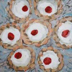 Cherry Bakewells