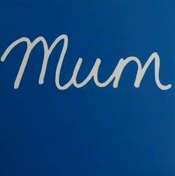 Mum (Blue)
