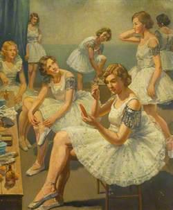 Preparing for the Ballet