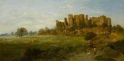 June Morning, Kenilworth Castle, Warwickshire