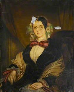 Mrs William Bate, Wife of Dr William Bate Junior
