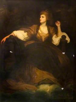 Mrs Sarah Siddons (1755–1831), as the Tragic Muse