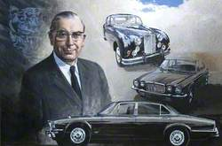 Bob Knight (1944–1980), Managing Director, Jaguar Services